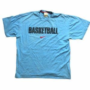 Y2K Vintage Nike Basketball T-Shirt 3D Print